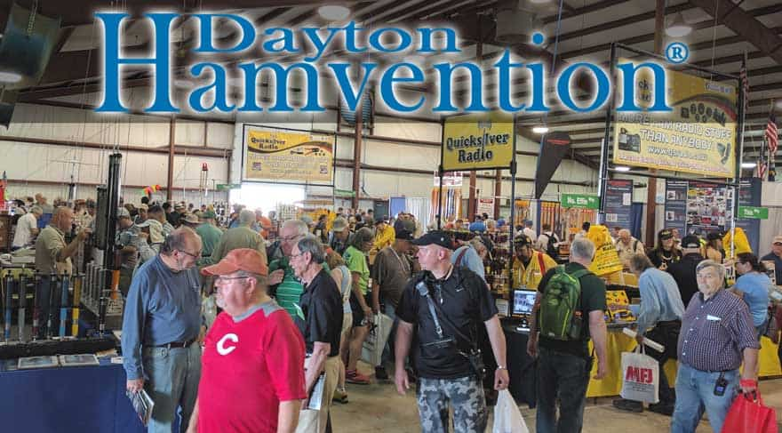 dayton hamvention 2018