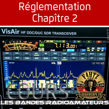 frequences et classes emission reglementation f4htz off