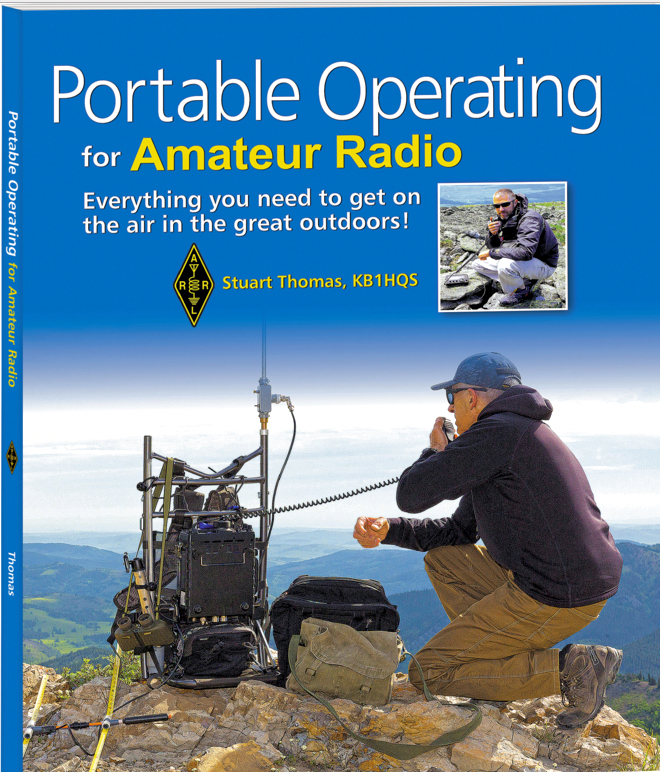 livre portable operating for amateur radio