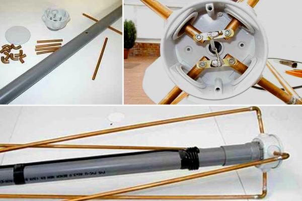 image_ réalisation d'une antenne QFH