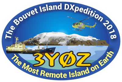 Bouvet Island 2018 DXpedition