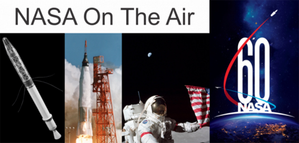 nasa on the air